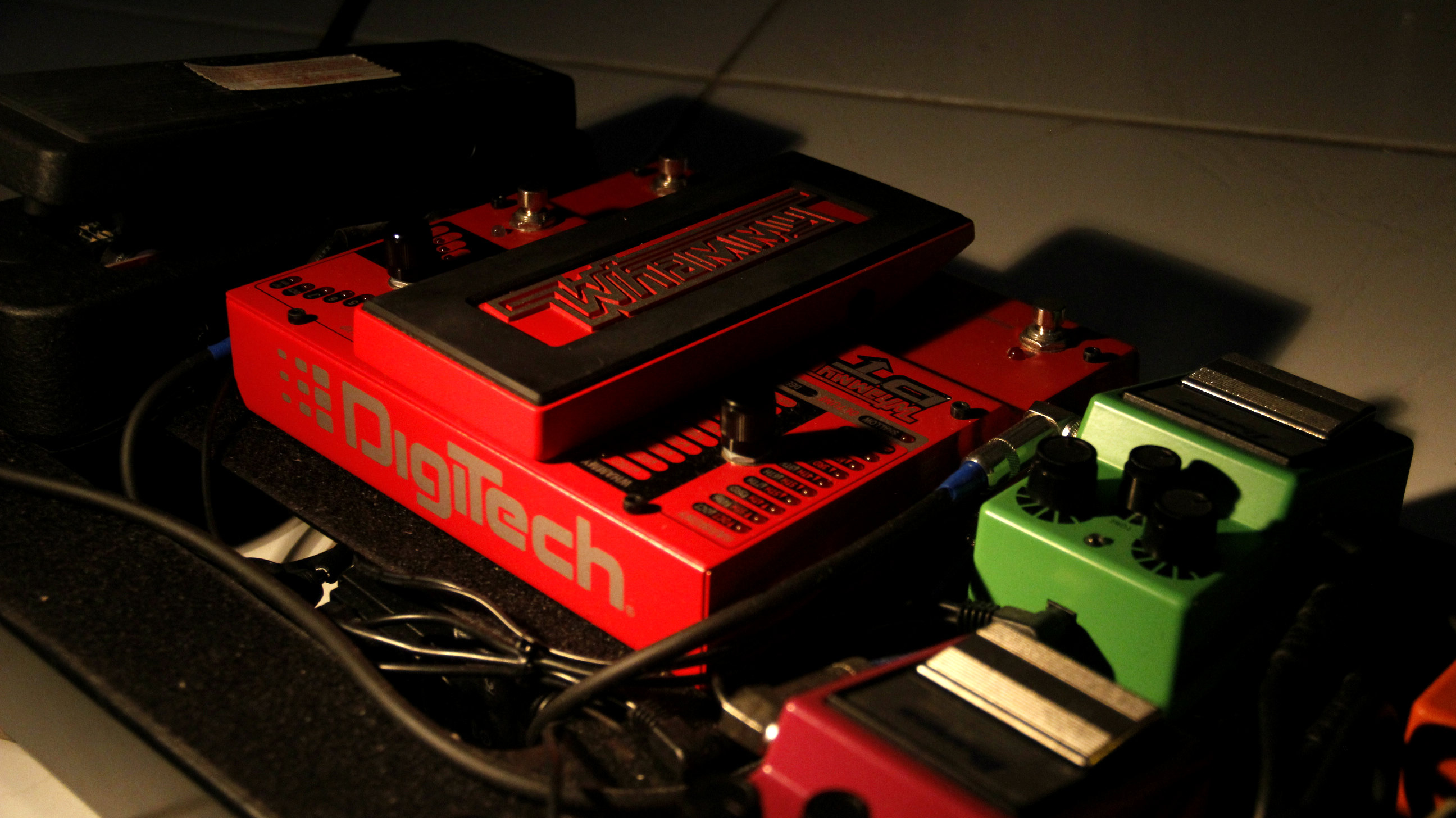 Digitech Whammy DT – Drop  Tuning